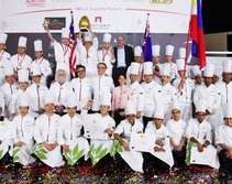 Asian Pastry Cup 2014
